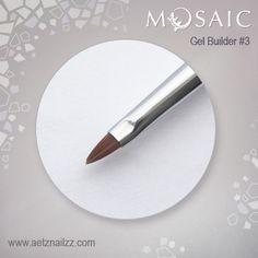Gel design brush #3