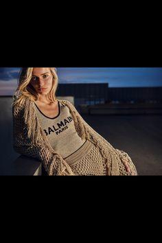 Balmain Resort 2019 Paris Collection - Vogue