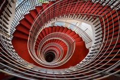 Spiral Staircase Hilton Nordica Iceland by drjhnsn #architecture #building #architexture #city #buildings #skyscraper #urban #design #minimal #cities #town #street #art #arts #architecturelovers #abstract #photooftheday #amazing #picoftheday