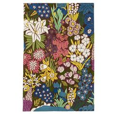 Zaida English Country Garden 150x90cm Rug