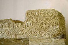 visigoth carvings | Stock Photo - ´Colegiata Santa Maria´ church at Antequera. Visigoth ... Santa Maria Church, Visigothic, Andalucia, Malaga, School Projects, Carving, Stock Photos, Wood Carvings, Sculptures