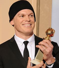 Michael C Hall; the common link between my 2 all time favorite shows, Dexter & Six Feet Under