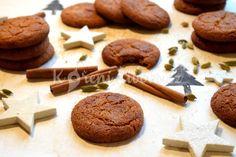 Domácí skořicové sušenky s kardamomem recept vánoční cukroví Food And Drink, Candy, Cookies, Chocolate, Breakfast, Recipes, Women's Fashion, Christmas, Crack Crackers