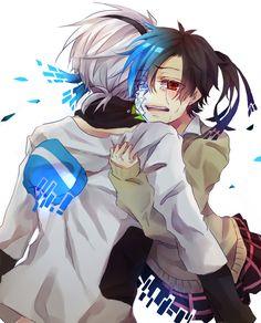 Konoha & Takane (Ene)