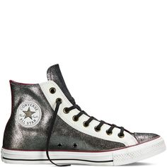 Chuck Taylor All Star Metallic Suede $80.00 $54.99 Silver (150592C) A star is born. The Chuck Taylor All Star Metallic is ready to jettison your favorite look into the 21st Century.
