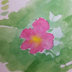 #worldwatercolormonth #watercolor