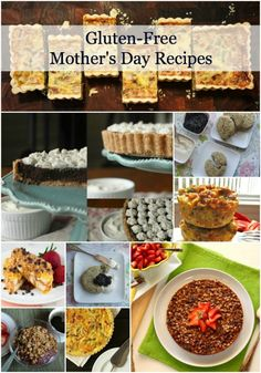 A Gluten Free Mothers Day FREE ebook from AttuneFoods.com