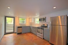 Seattle Basement Remodel - Accessory Dwelling Unit / Mother-in-law Apartment - traditional - basement - seattle - Motionspace Architecture +...
