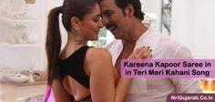 Kareena Kapoor Saree in Teri Meri Kahani Song - Black and Pink Designer Saree Blouse Photos - See more at: http://www.nrigujarati.co.in/Topic/3176/1/kareena-kapoor-saree-in-teri-meri-kahani-song-black-and-pink-designer-saree-blouse-photos.html