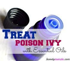 7 Essential Oils to Treat Poison Ivy Rashes Soothe and calm poison ivy rashes and itchiness using essential oils! 7 best essential oils to treat poison ivy… Poison Ivy Spray, Poison Ivy Cure, Poison Ivy Relief, Poison Ivy Remedies, Oils For Eczema, Oils For Sinus, Essential Oils For Headaches, Poison Ivy Essential Oils, Essential Oil Uses