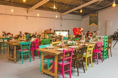 Colourful, quirky wedding editorial that takes inspiration from Wes Anderson and his films The Grand Budapest Hotel and Moonrise Kingdom. Wedding Shoot, Wedding Venues, Wooden Trestle Table, Wes Anderson Style, Grande Hotel, Grand Budapest Hotel, Cottage Wedding, Moonrise Kingdom, Quirky Wedding