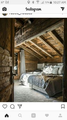 Would be kinda cool in like a barn loft