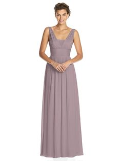 Dessy Collection Bridesmaid Dress 3026. Cheap Bridesmaid Dresses UkFull  Length SkirtsDesert RoseChiffon ... a8935bbad023