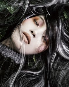 silent forest: chiharu okunugi by david dunan for vogue china december 2014