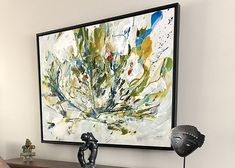 Photos - Galerie Perreault  #HomeDecor #Painting #Peinture #ArtGallery #GalerieDArt #Quebec  #abstractart #abstractpainting #Nature Artgallery, Decoration, Les Oeuvres, Nature, Abstract Art, Paintings, Night, Artwork, Photos