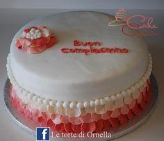torta di petali, elegant cake