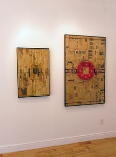 """""""Assemble"""" Group Show May 2012 with Vincent Grech #vincentgrech #verticalgallery"""