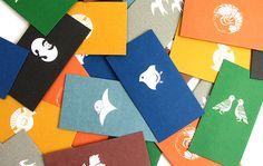 nanoca design : 動物紋シリーズぽち袋