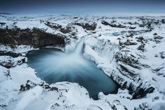 Aldeyjarfoss - may be the most beautiful waterfall in Iceland... by Iurie  Belegurschi on 500px