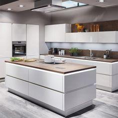 Home - Filograno Kitchens Nobilia Kitchen, Kitchen Room Design, Kitchen On A Budget, Open Plan Kitchen, Modern Kitchen Design, Home Decor Kitchen, Kitchen Flooring, Interior Design Kitchen, Kitchen Furniture