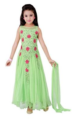 d9261871e4f Kids Gown For Baby Girl (Navratri Special) (Semi Stiched) - http   · Indian  Dresses ...