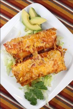 beef and cheese enchiladas  I made these for dinner last night with our left over pot roast and they were so yummy and the homemade enchilada sauce was super easy too!