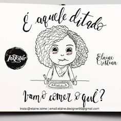 É aquele ditado  #Inktober2016 #inktober #day17 #ink #drawing #draw #lettering #hungry #food #starving #bouncettering #creativity #inspiration #wanderlust #instalettering #instaart #illustration #chibi #mangá