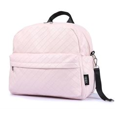 Soboba Fashionable Plaid Pink Diaper Bag for Mommies Large Capacity Well-organized Space Maternity Backpack for Strollers Cute Diaper Bags, Large Diaper Bags, Baby Bags For Mom, Mom Baby, Leather Diaper Bags, Swag, Diaper Bag Backpack, Buy Backpack, I Love Makeup