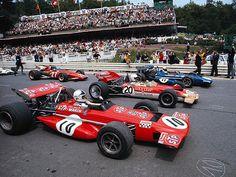 Formule 1 - 3 litres: 1970