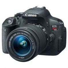 Canon EOS Rebel T5i 18.0 MP CMOS Digital SLR with 18-55mm EF-S IS STM Lens Image
