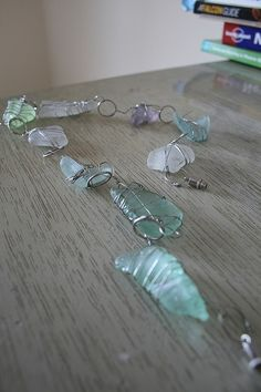 Wrap Your Own Sea Glass - Tutorial