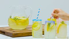 Pixie Dust Lemonade: This is the perfect lemonade to sip this summer while you listen to Beyonce.
