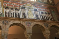 Palacio de Teodorico en San apolinar el nuevo - Ostrogodo