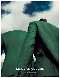 KRISVANASSCHE Spring/Summer 2014 Campaign