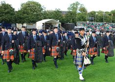 SFU's Pipe Band took fourth place at the World Pipe Band Championships in Glasgow, Scotland on Sunday.