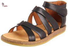 Camper  Peu Sand, Sandales femme - Noir - Nero, 40 EU - Chaussures camper (*Partner-Link)
