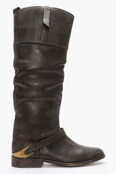 Someday I will have you! Golden Goose Charlyle boot