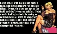 hmm exscuse language but sooo true
