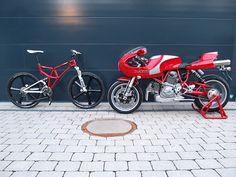 Radical Ducati S.L.: PELAGRO Bycycles !