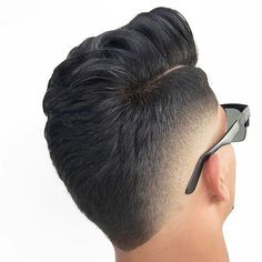 Men's Toupee Human Hair Hairpieces for Men inch Thin Skin Hair Replacement System Monofilament Net Base ( Haircuts For Long Hair, Hairstyles Haircuts, Haircuts For Men, Short Hair Cuts, Everyday Hairstyles, Tapered Haircut, Fade Haircut, Haircut Style, Haircut Designs