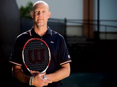 "8/5 Murphy Jensen (born Oct 30, 1968)- American pro tennis player from Ludington, Michigan & coach of WTT's Washington Kastles. Coach MURPHY: ""I mean, it's a dream come true, it really is, .. It's so different, you'd think it'd get old hat, but it doesn't because we've got such great chemistry."" Cohesion, the Kastles' strength, was in jeopardy when forced to begin 2015 without former League & Finals MVP, Bobby Reynolds, who retired after leading the Kastles to a 4th STRAIGHT King Trophy in…"
