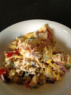 Southwestern Chicken and Cornbread Salad Martha Stewart