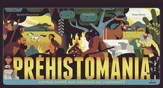 Préhistomania - Editions Milan