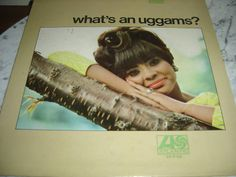 LESLIE UGGAMS WHAT'S AN UGGAMS WHITE LABEL PROMO RECORD