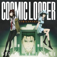 Steins Gate 0, Gate Pictures, Kurisu Makise, Let's Have Fun, Cosmic, Anime, Joker, Adventure, Reading