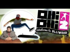 Game Rating Review of OlliOlli2: Welcome to Olliwood