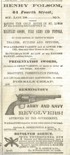 Civil War ad