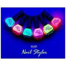 [CLIO] Nail Styler SUMMER NEON TRICK COLLECTION 13ml 1pcs