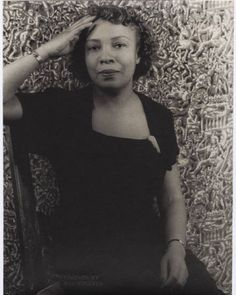 From the VBG archives: Dorothy Porter Wesley (1905-1995) photographed by Carl Van Vechten on May 23, 1951. Ms. Porter Wesley was the curator of the Moorland-Spingarn Research Center at Howard University for forty-three years and played the leading role in building its collection. The crucial, tireless work performed by Ms. Porter Wesley is still having an impact on history and literary studies today. In 1948, she noticed a manuscript that was said to have been written by a female fugitive…