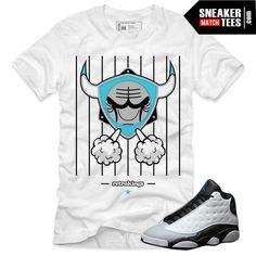 00eed8f8c685a8 Sneaker Tees for the Baron Air Jordan 13